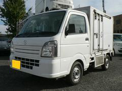 スクラムトラック冷蔵冷凍車 −5℃設定 左スライドドア ETC