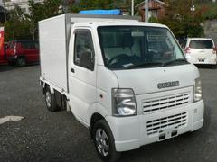 キャリイトラック冷蔵冷凍車 −5℃設定 バックモニター付