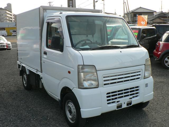 冷蔵冷凍車 -5℃設定 スタンバイ付(1枚目)