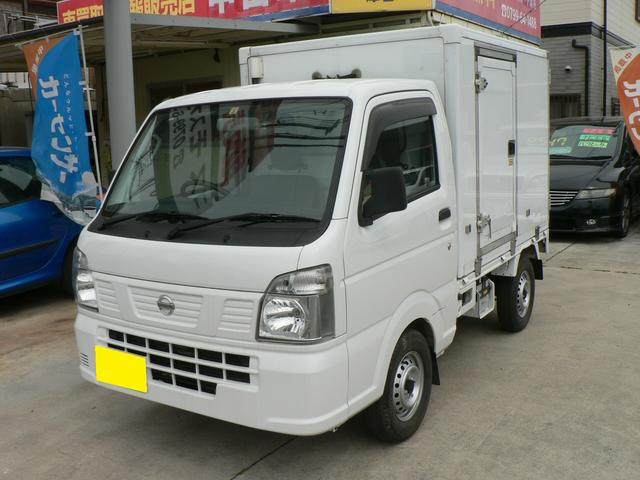 冷蔵冷凍車 -5℃設定(1枚目)