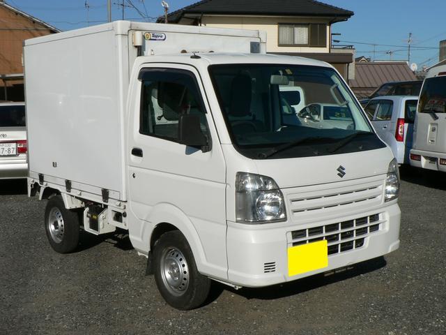 スズキ 冷蔵冷凍車 -5℃設定 ETC付