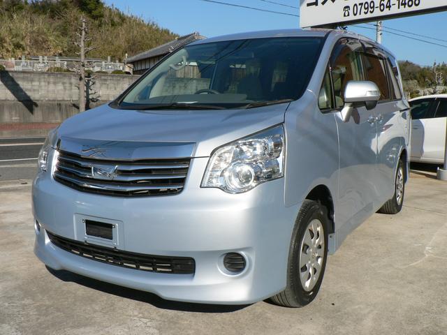 トヨタ X 外品ナビ キーレス 8人乗