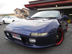 MR2Gリミテッド TOM'Sエアロ APEXi車高調 マフラー