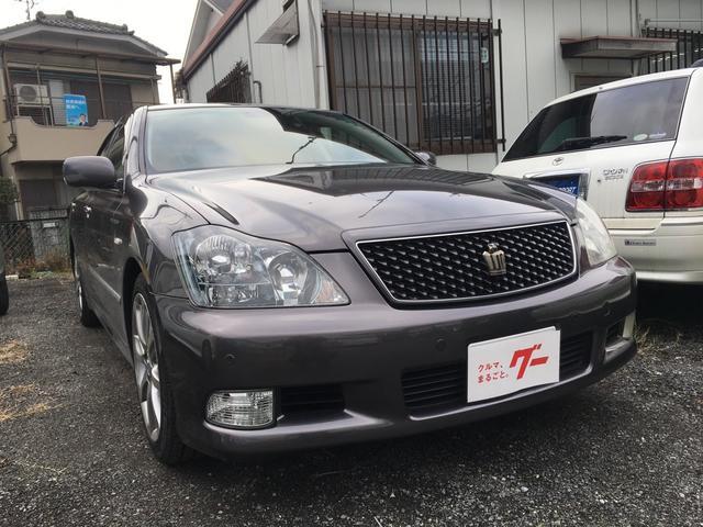 トヨタ アスリート 3.5地デジ4X4後期 HDDナビ フルセグ