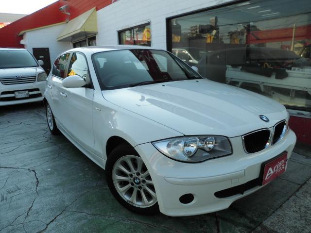 BMW 1シリーズ 116i 社外HDDナビ プッシュスタ−ト E...