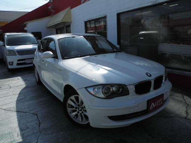 BMW 1シリーズ 116i 社外HDDナビ ワンセグテレビ ETC