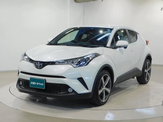 「トヨタ」「C-HR」「SUV・クロカン」「大阪府」の中古車