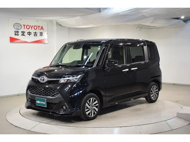 トヨタ タンク カスタムG S メモリ-ナビ 衝突軽減ブレーキ