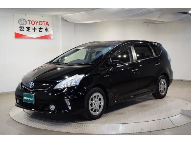 トヨタ S チューン ブラック CD DVD再生 フルセグテレビ メモリーナビ LEDヘットライト ETC