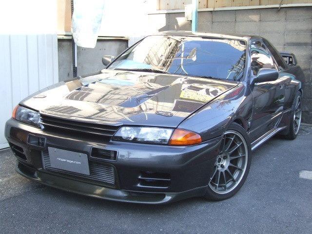 日産 スカイライン GT-Rニスモ 4WD 500台限定車