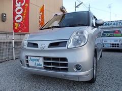 モコGターボ エアロ スマートキー アルミ 1オーナー車