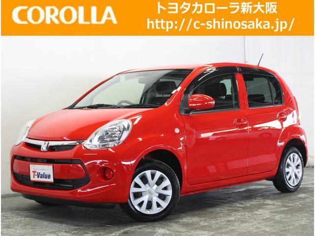 トヨタ 1.0X Lパッケージ・キリリ メモリーナビ