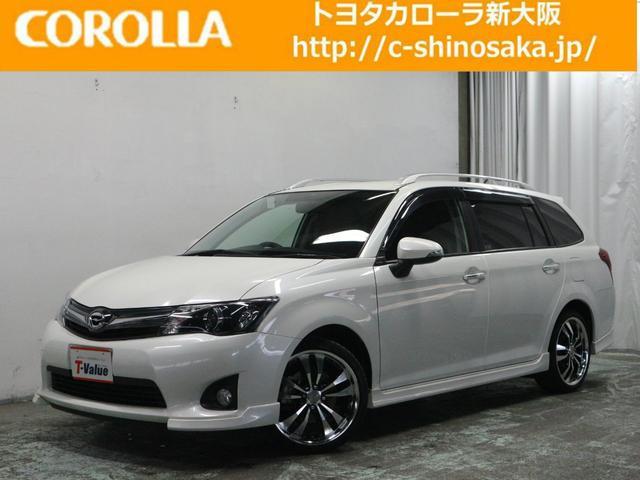 トヨタ 1.5G エアロツアラー・ダブルバイビー T-value