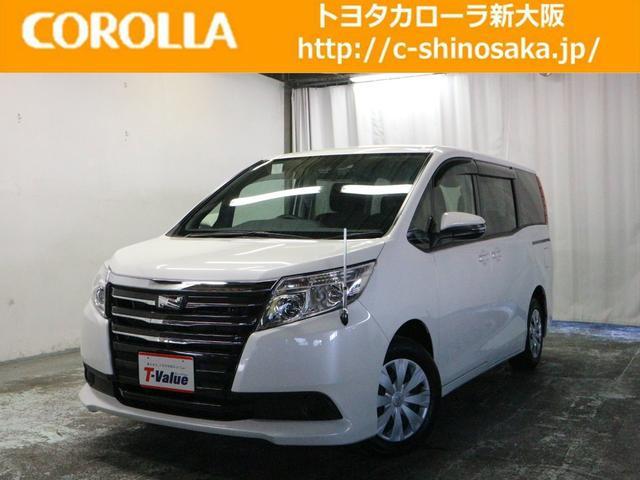 トヨタ X T-value認定車 TSS-C ナビ ETC