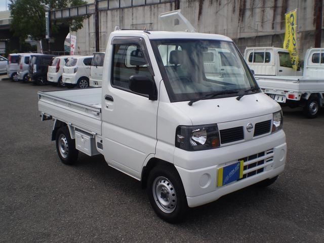 日産 DXエアコン・パワステ・ETC