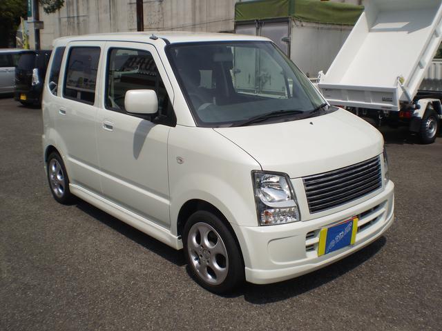 スズキ FT-Sリミテッド   ターボ車