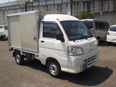 ハイゼットトラックパワステ・パワーウインド・キーレス付き保冷車