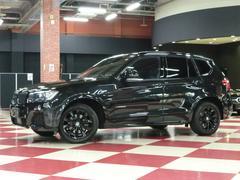 BMW X3セレブレーションエディションブラックアウト ブラックレザー