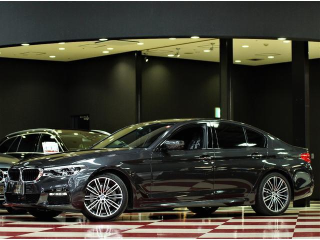 BMW 523i Mスポーツ 革シート ハーマン ディスプレイキー