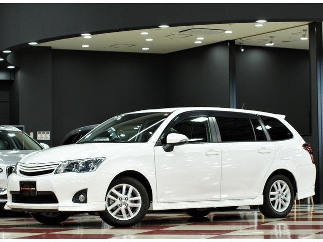 トヨタ 1.5G エアロツアラー/買取/5速MT/モデリスタ/HID