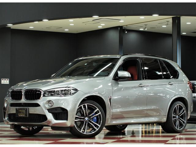 X5 M BMWインディビジュアル 左ハンドル Mマルチファンクションシート/ムジェルレッドフルレザーメリノ/フルメリノレザーインテリア/パノラマサンルーフ/バングアンドオルフセンサラウンド/カーボンインパネ/純正オプション21インチ