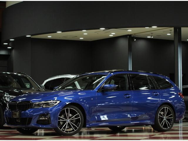 BMW 320d xDriveツーリング Mスポーツ パノラマガラスサンルーフ/純正OP19インチホイール/パーキングアシストプラス/純正前後ドラレコ/イノベーションP/ハイラインP/レーザーモジュールLED/HUD/ジェスチャーコントロール/黒革シート