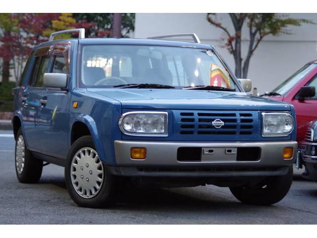 日産 タイプL 再生整備 新品背面タイヤカバー  4WD