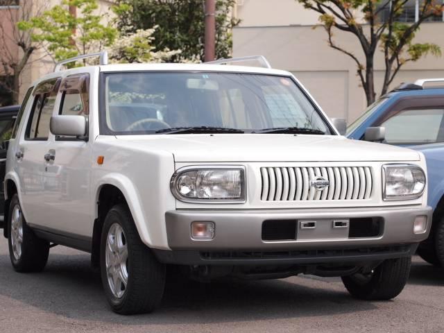 日産 タイプA キーレス 新品背面タイヤカバー 再生整備