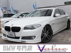BMW528iGターボハイラインコンプリート革新品20inSR