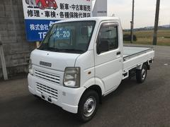 キャリイトラックKC 3方開 エアコン パワステ 4WD