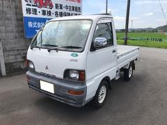 ミニキャブトラックTS 三方開 5速 4WD