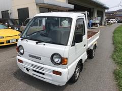 キャリイトラックダンプ 4WD 4MT 軽トラック 2人乗り 保証付 整備付