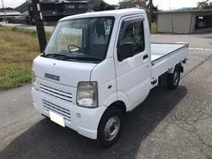 キャリイトラックKCエアコン・パワステ マニュアル5速 軽トラック
