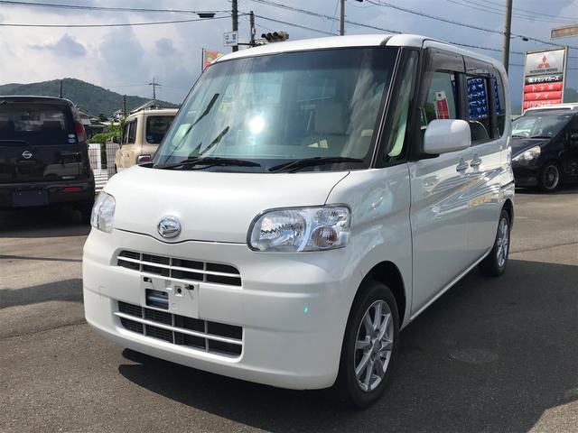 ダイハツ 軽自動車 パールホワイトIII 車検整備付 CVT