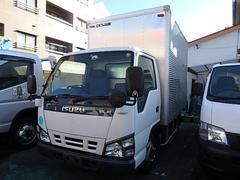 エルフトラック2t アルミバン NKR81AN