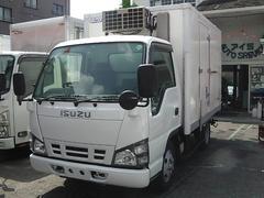 エルフトラック4.8ディーゼル 低床 冷凍中温車
