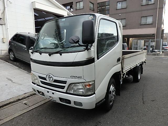 トヨタ 2tトラック オートマ