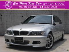 BMW330iMスポーツ 黒革 サンルーフ HDDナビ HID