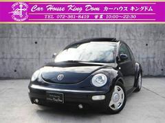 VW ニュービートルプラス 内装カスタム 本革シート サンルーフ シートヒーター