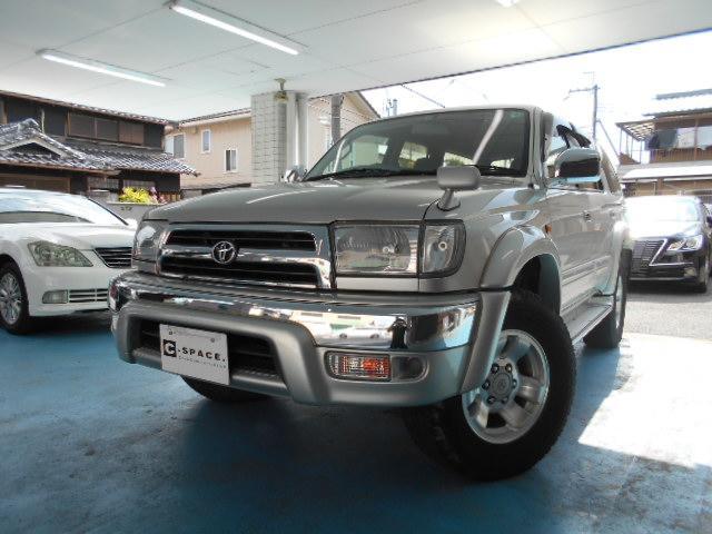 トヨタ SSR-X Vセレクション キーレス