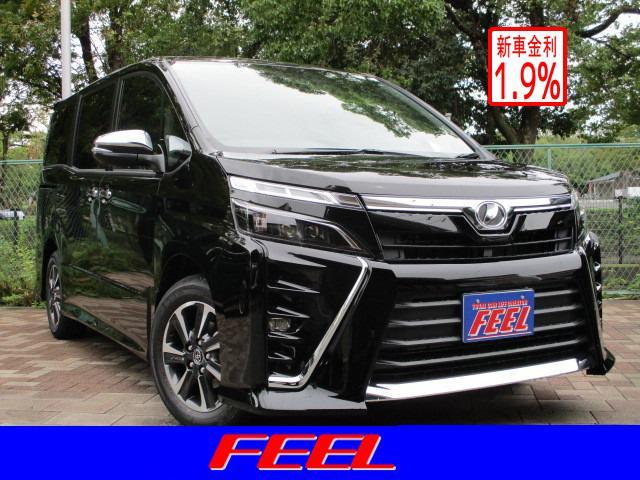 トヨタ ZS 煌II トヨタセーフティーセンス インテリジェント標準