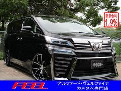 ヴェルファイア2.5Z G21inアルミ車高調 新作エアロ新作シートカバー