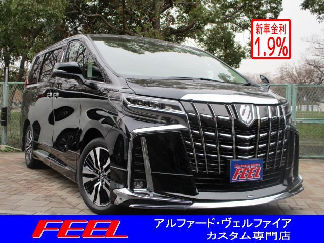 トヨタ 2.5S Cパッケージ モデリスタエアロパッケージ