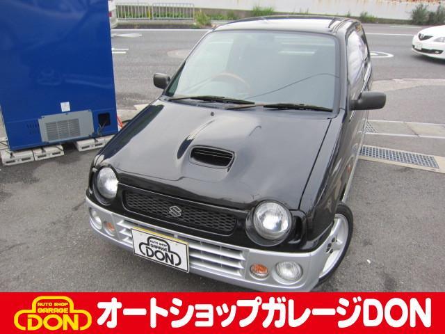スズキ アルトワークス RS/Z 5MT 最終型 タイミングチェーン