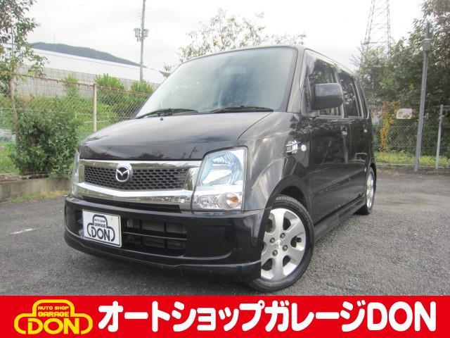 マツダ AZワゴン FX−Sスペシャル 4WD Tチェーン ダウ...