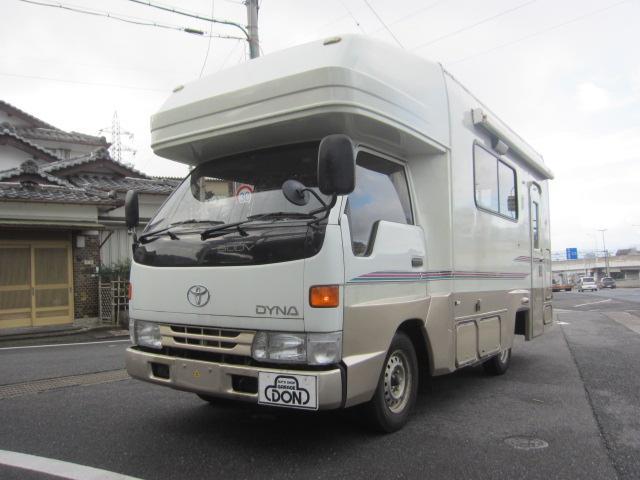 トヨタ キャンピングカー HDDナビ バックカメラ フルセグ ETC