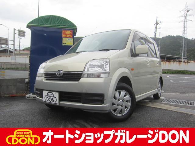ダイハツ Xリミテッド 4WD ETC CD/MDデッキ