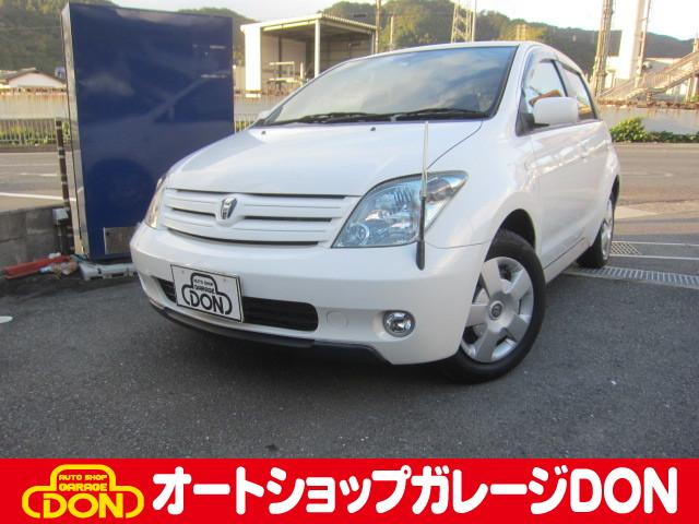 トヨタ イスト 1.3F LエディションHIDセレクションII タイミングチェーン メモリーナビ フルセグ ETC キーレス