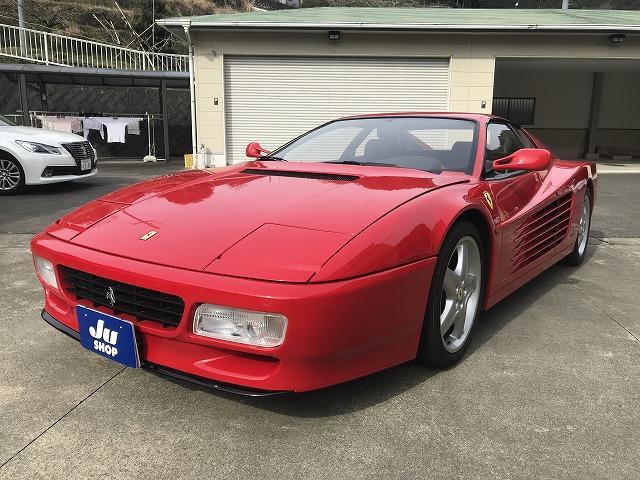 512TR(フェラーリ)  中古車画像