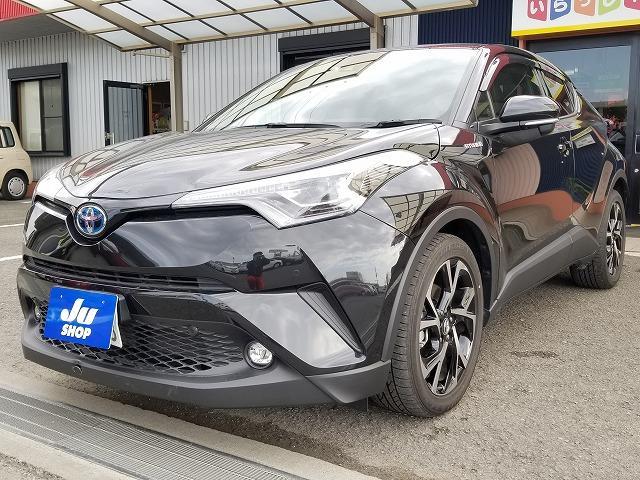 トヨタ G セーフティセンス LEDヘッドライト 18インチアルミ